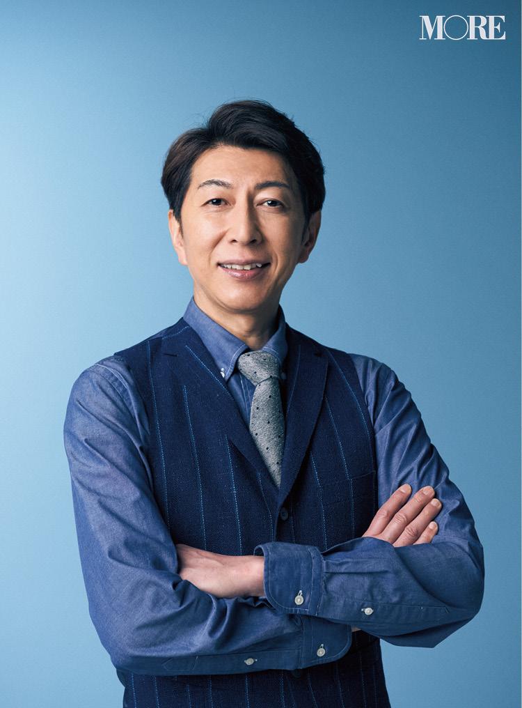 篠井英介さん「ささやかな喜び、慎ましい満足、それを叶えるために、働く」。【お悩み相談室『俺の人生論』】_1