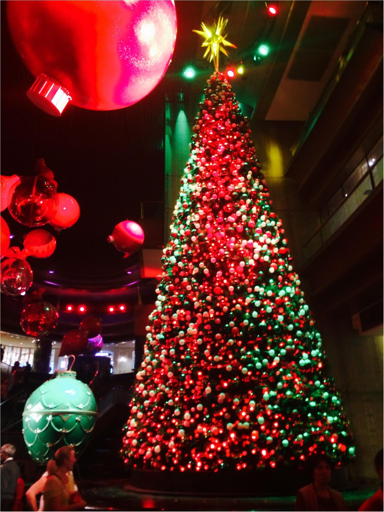 【大阪・梅田】の≪クリスマススポット≫はここ!\(^o^)/_5