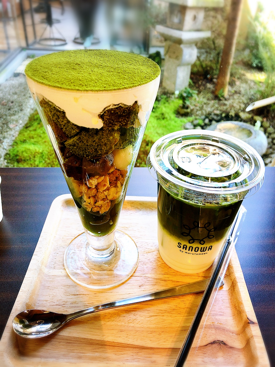 【#静岡】 ターゲットはMORE世代女子♩老舗お茶屋さんがプロデュースの濃厚抹茶スイーツがどれも超オススメ❁_4