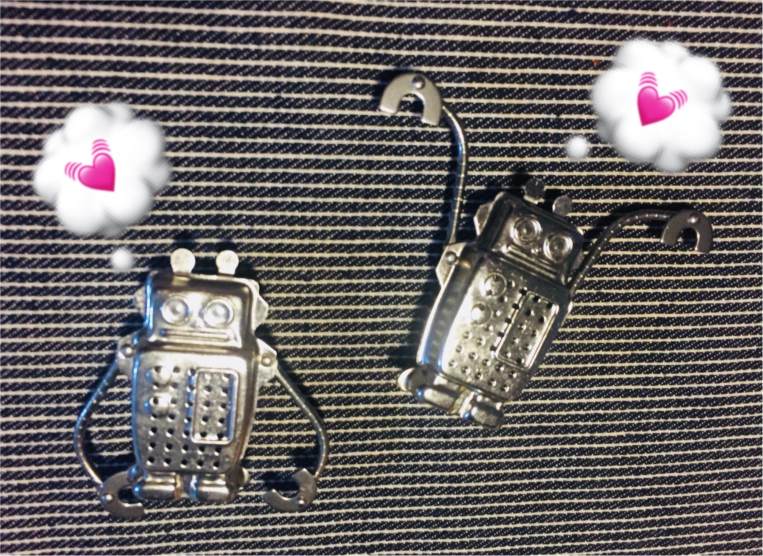 《ティータイムが楽しくなる❤︎》可愛いロボット型『ティーインフューザー』をGETしてきました!_1