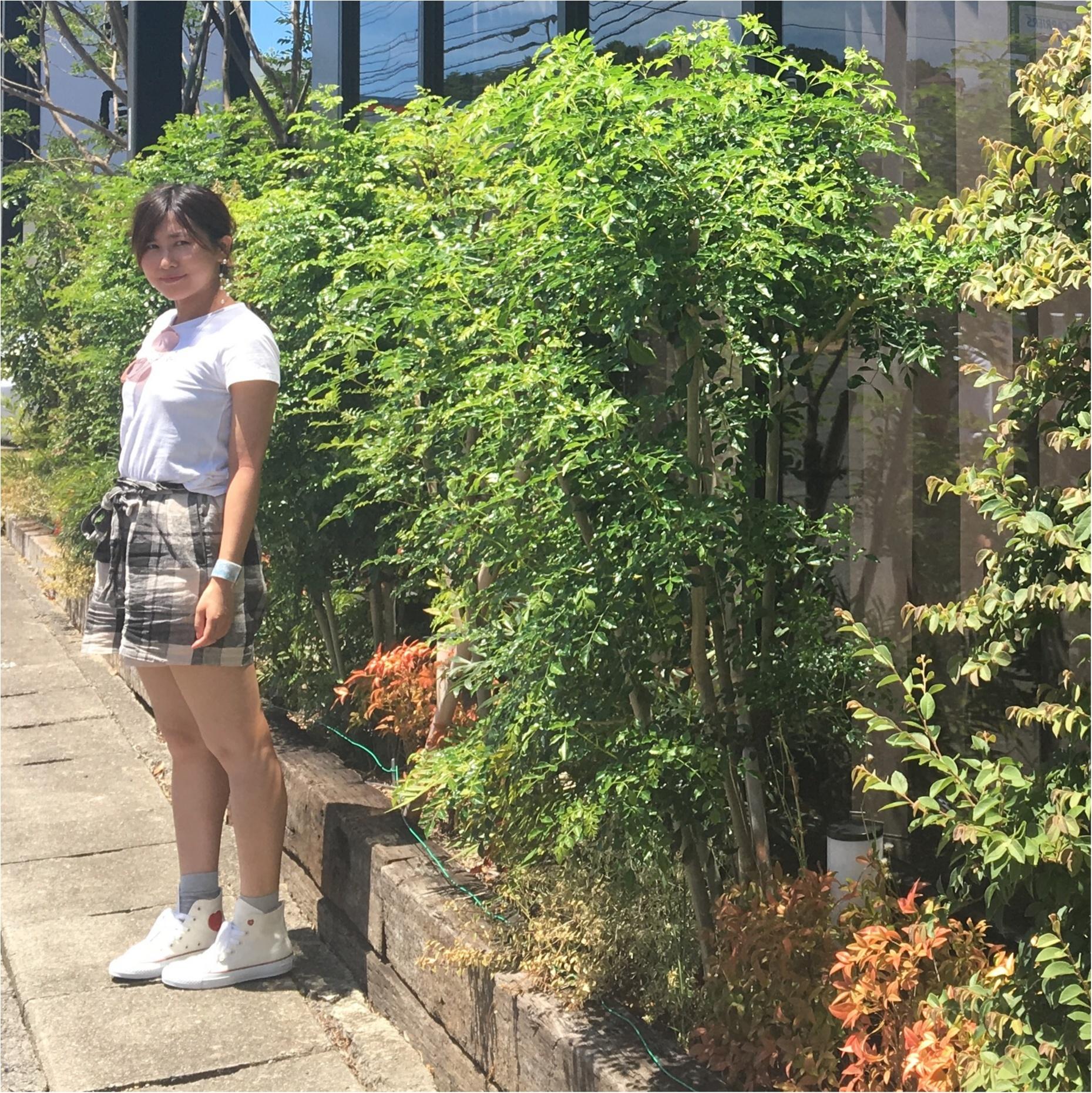 【今週のコーデまとめ】夏休みスペシャル!甘めカジュアル派の7days_4
