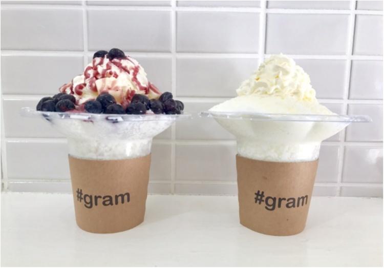 【FOOD】「My かき氷」が作れちゃう♡この夏行きたいかき氷屋さん #gram _8
