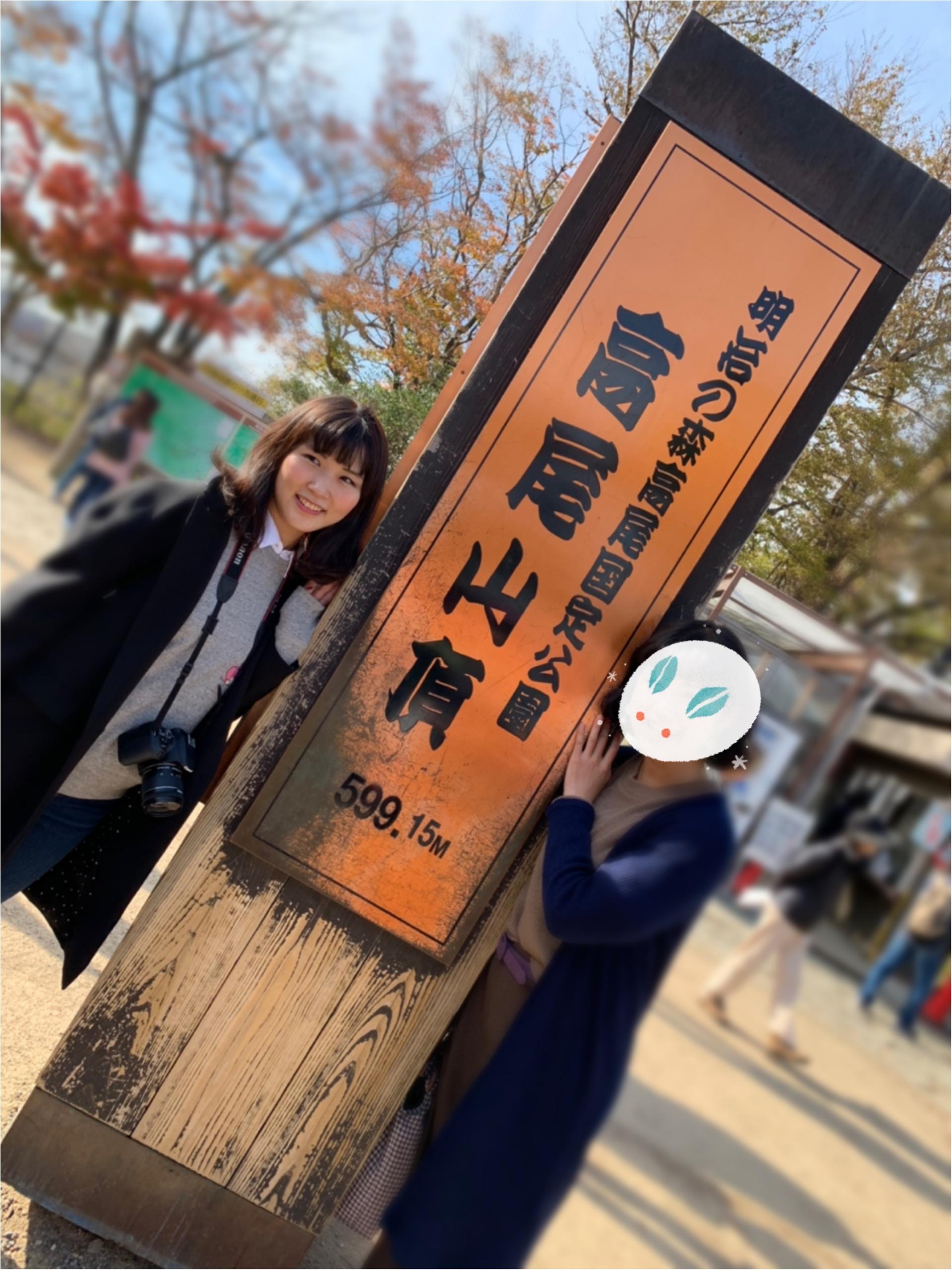▷2018年振り返り【秋のお出かけ】高尾山の紅葉狩りに行ってきました!!_4