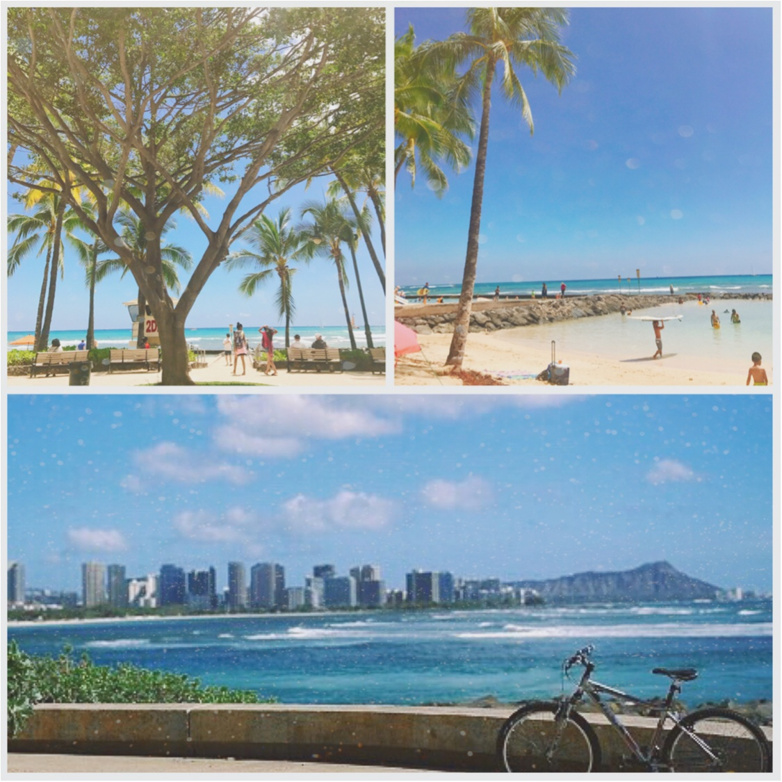 突然ですが、ハワイから更新中♡ 「ツール・ド・東北」に向けて…レンタサイクルで今、一番熱いストリートへGO!【#モアチャレ さえ】_3_1