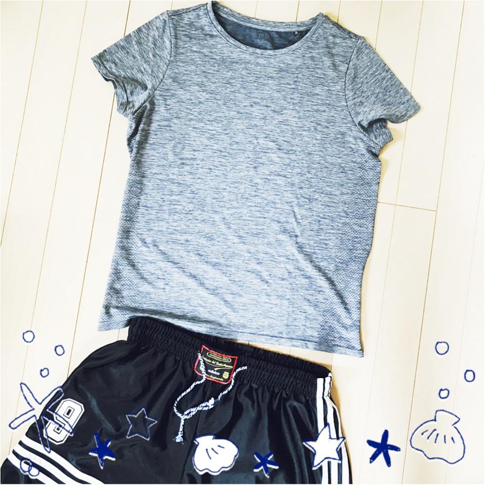 …ஐ 【ユニクロ】スポーツ女子へ捧ぐ、この夏 1枚買ったら手放せない! ஐ¨_1