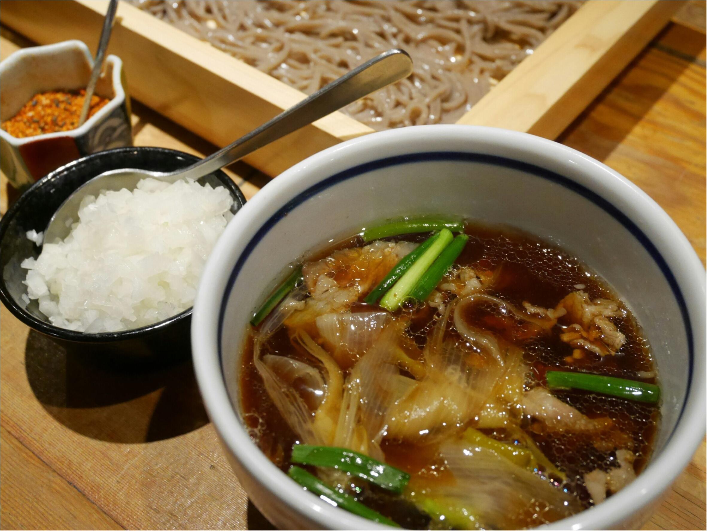 【恵比寿】そば・しゃぶしゃぶ・日本酒を楽しむなら『まにん』✨黒豚つけ麺そばが絶品〜♡_8_2