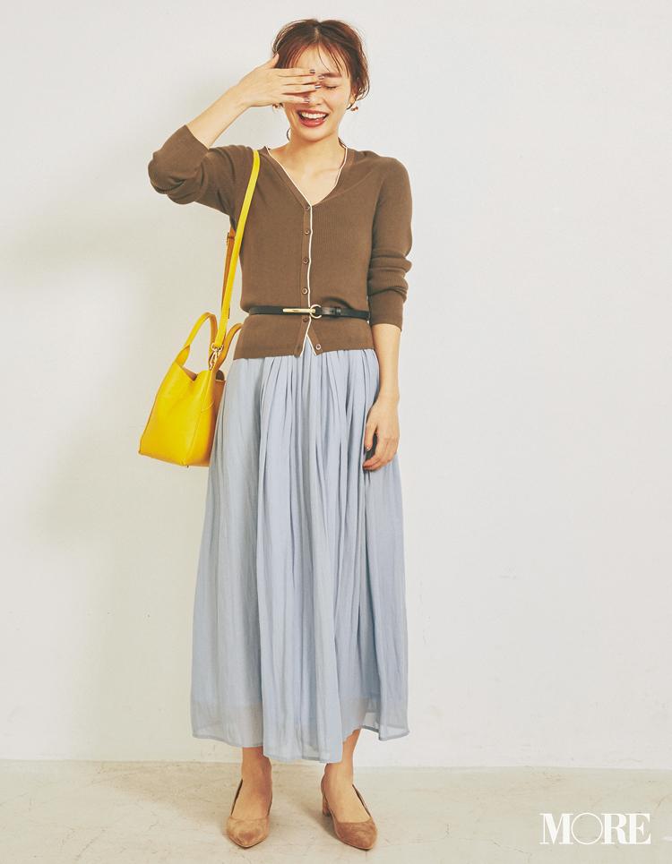 ユニクロコーデ特集 - プチプラで着回せる、20代のオフィスカジュアルにおすすめのファッションまとめ_29