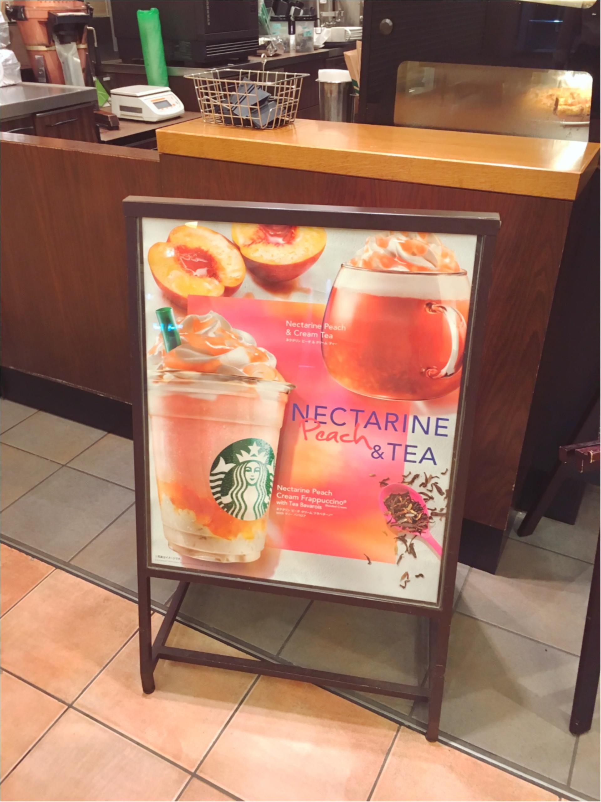 ピンクがおいしい&かわいい♡スタバの新作フラペチーノ♡_2