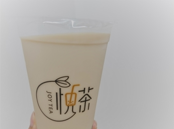 ≪兵庫・神戸≫琥珀タピオカと塩チーズクリームティーが人気【悦茶】
