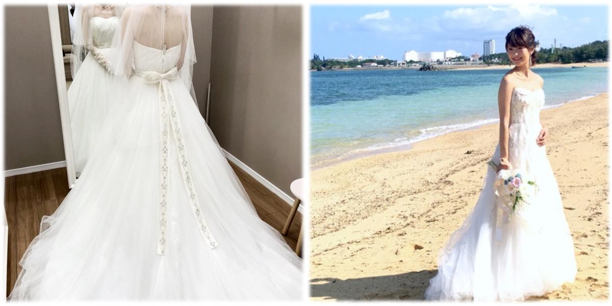 1ac54a76d3071 ウエディングドレス選びをしている20代のプレ花嫁さんにおすすめの形やブランドは? 実際に結婚式を挙げたモアハピ部メンバーのウエディングドレスも♡