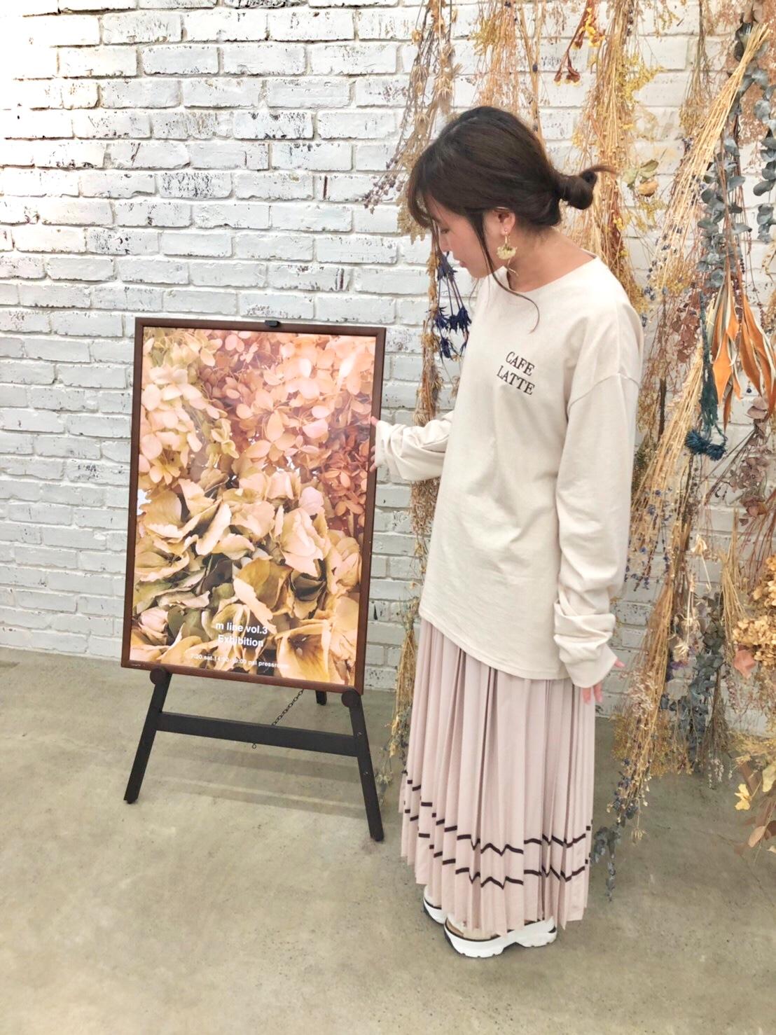 【mystic(ミスティック)】『m line』秋冬展示会で新作を先取りチェック![VLOG]_5