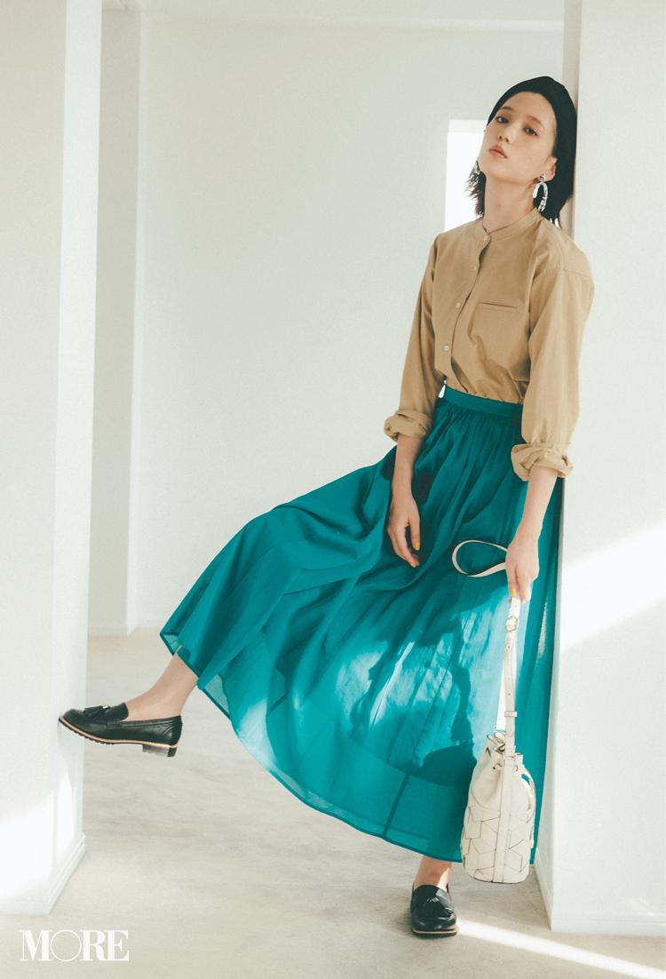 春色コーデ特集《2019年版》- かわいくておしゃれなトレンドカラーでつくる春コーデ_27