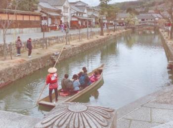 【岡山ちょこっと旅】美観地区お散歩から豆柴カフェまで...♡