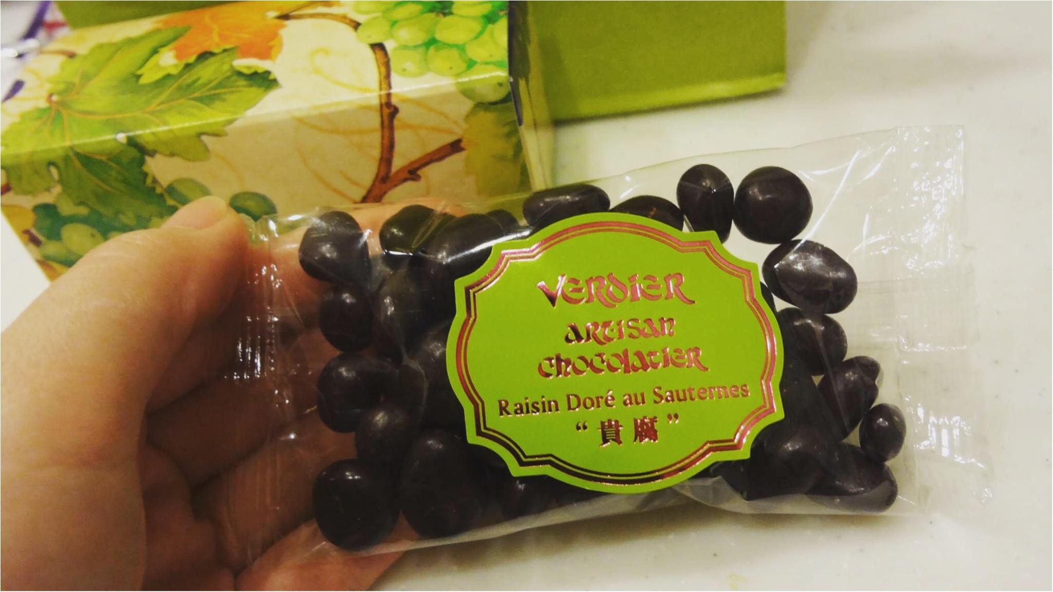 【ワインのように熟成するチョコレート!?】ボルドー産の最高級ワインに漬け込んだ〇〇〇〇をチョコでコーティング✨≪samenyan≫_5