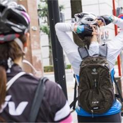 東京の名所巡り!ロードバイクですいすいお散歩♪  #ツール・ド・東北【#モアチャレ あかね】