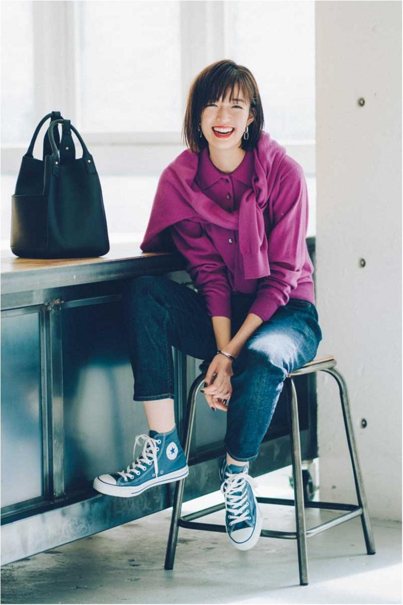 コンバースのスニーカー特集 - 20代ファッション(レディース)   おすすめのコーディネートまとめ_13