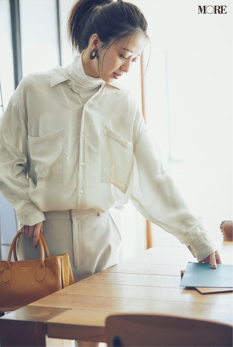 オフィスカジュアルのパンツ特集 - パンツの選び方、おすすめのブランド、おしゃれなコーディネート   2020年版_44