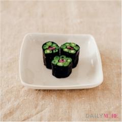 野菜でヘルシー! 秘伝の『お弁当彩りおかず』100文字レシピ♡ -その1-