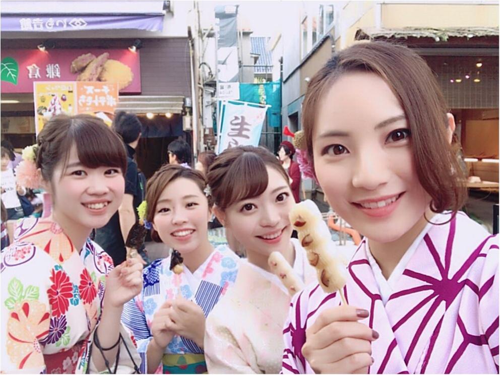 【着物でフォトジェニック!】『今の季節にオススメな』鎌倉で食べ歩きしたい方必見!ご紹介します♡_6
