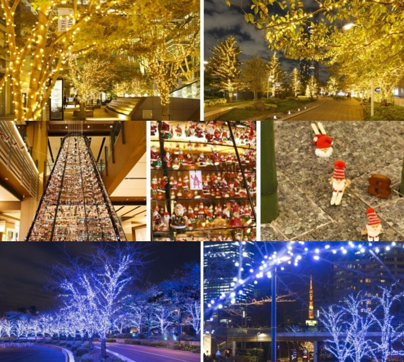 【2019年クリスマスデートスポット特集】- カップルで楽しめるイルミネーションスポットやテーマパークなどの限定グルメ情報まとめ_3
