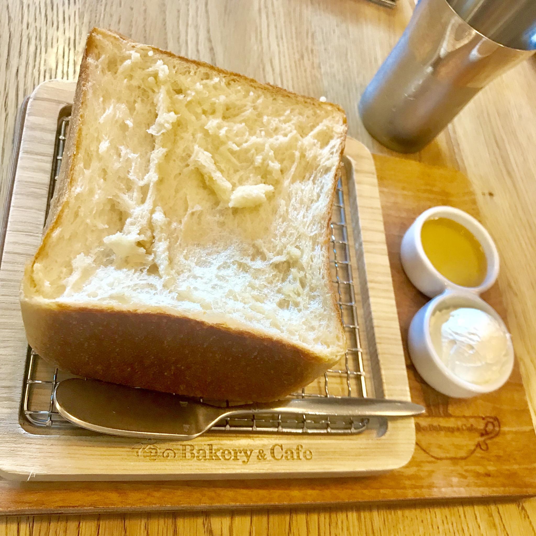 【オーダーチャンスは15分?!】俺のBakery&Cafeでふわもち食パン体験_1