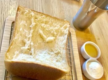 【オーダーチャンスは15分?!】俺のベーカリー&カフェでふわもち食パン体験