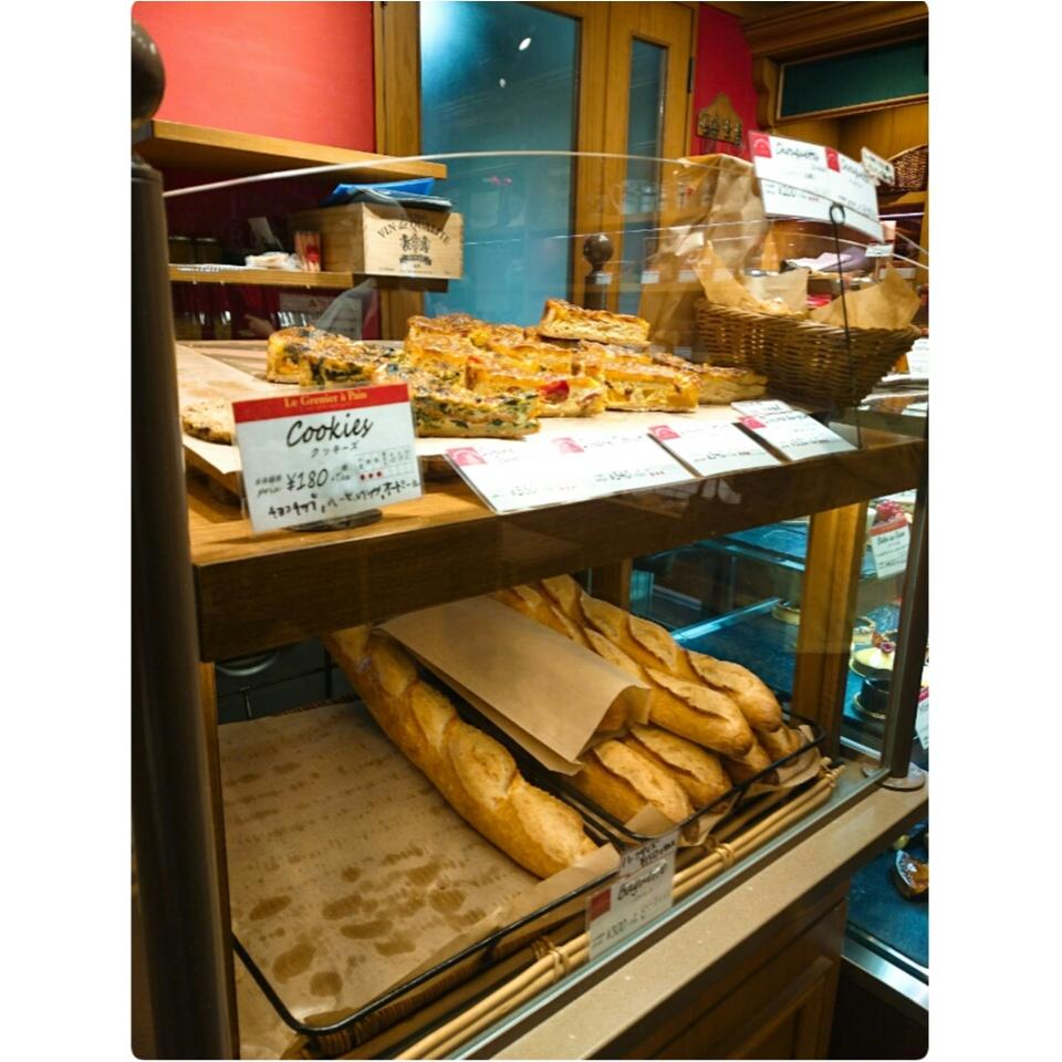 《東京パン巡り》麹町のル・グルニエ・ア・パンがおしゃれ美味♡_4