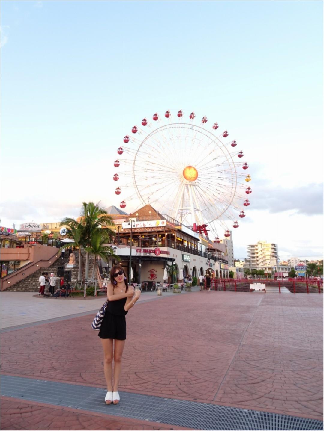 【沖縄女子旅】沖縄旅行本島編!弾丸でも、フォトジェニックな巡り旅はこれでOK♥_9