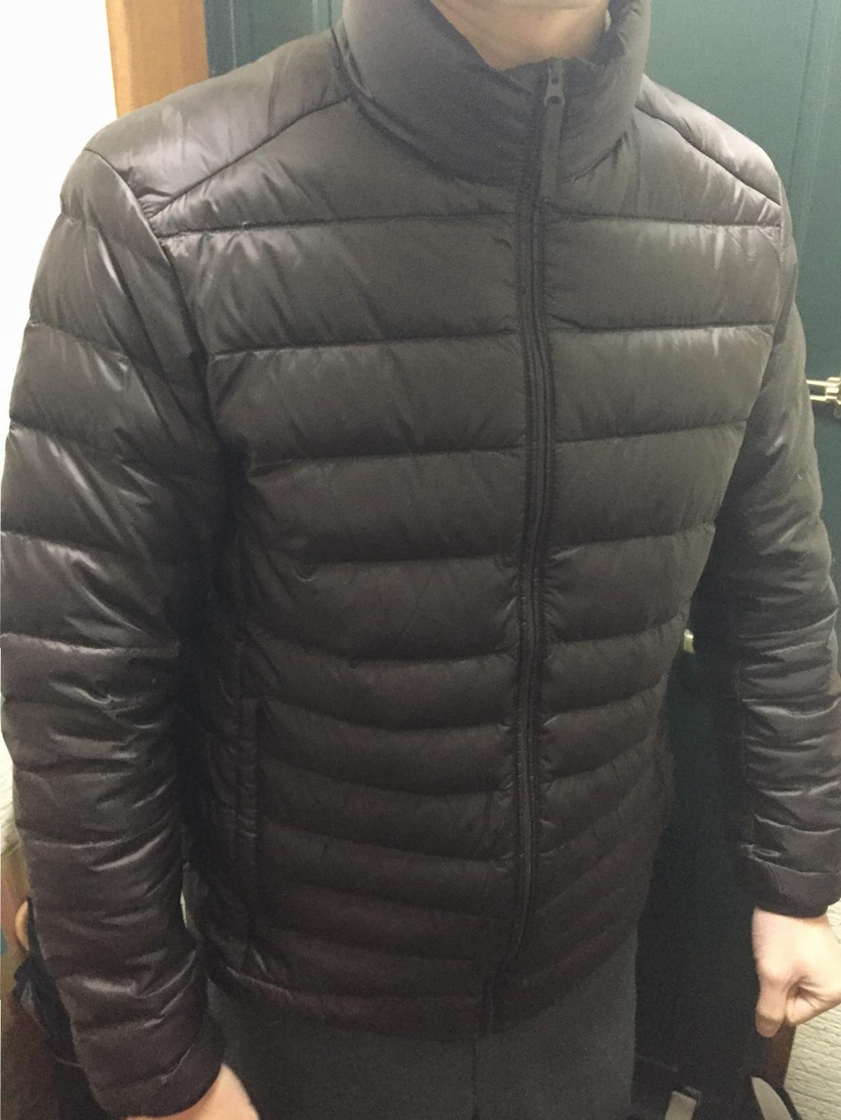 UNIQLO「ウルトラライトダウン」が軽くて暖かくて着やすい♡実質0円でカットソーもGET☆_2