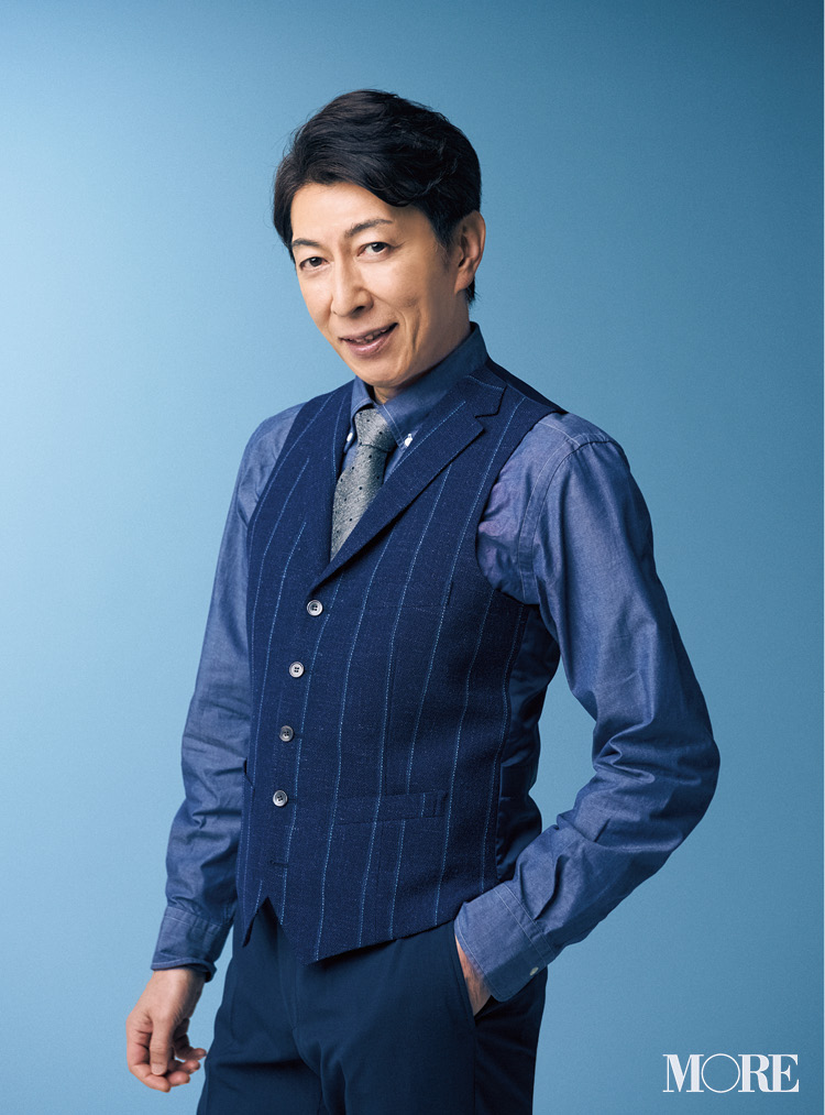 篠井英介さん「自分は幸せだと思っている人のほうに、いいことは起こる」【お悩み相談室『俺の人生論』】_1