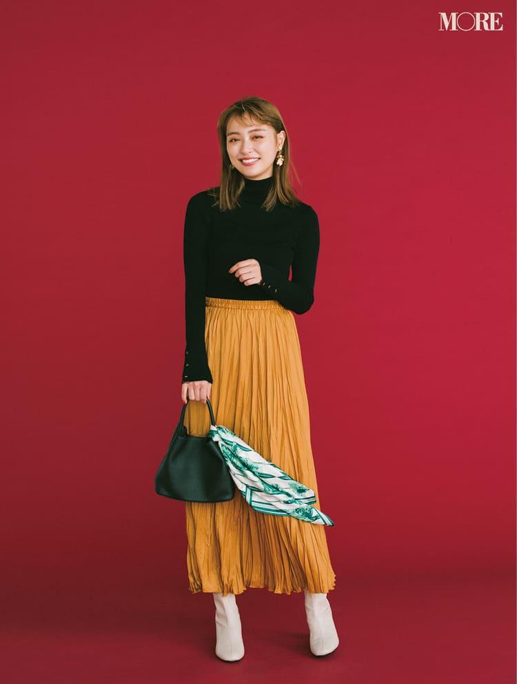 【2020】冬のオフィスカジュアル特集 - ユニクロなど20代女性におすすめの人気ブランドの最新コーデまとめ_15