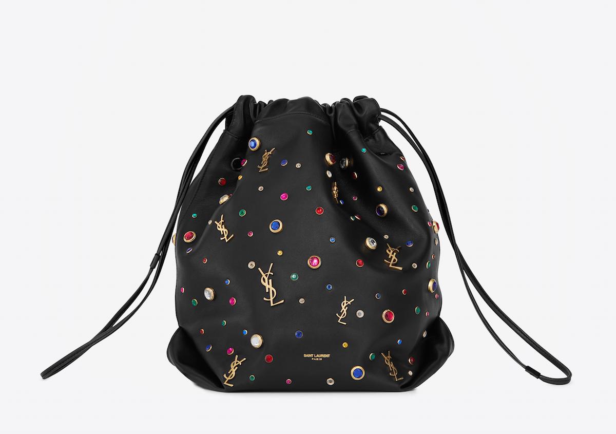 なんと巾着タイプ♡『サンローラン』の新作バッグ「TEDDY」を買わなくちゃ!_1_3