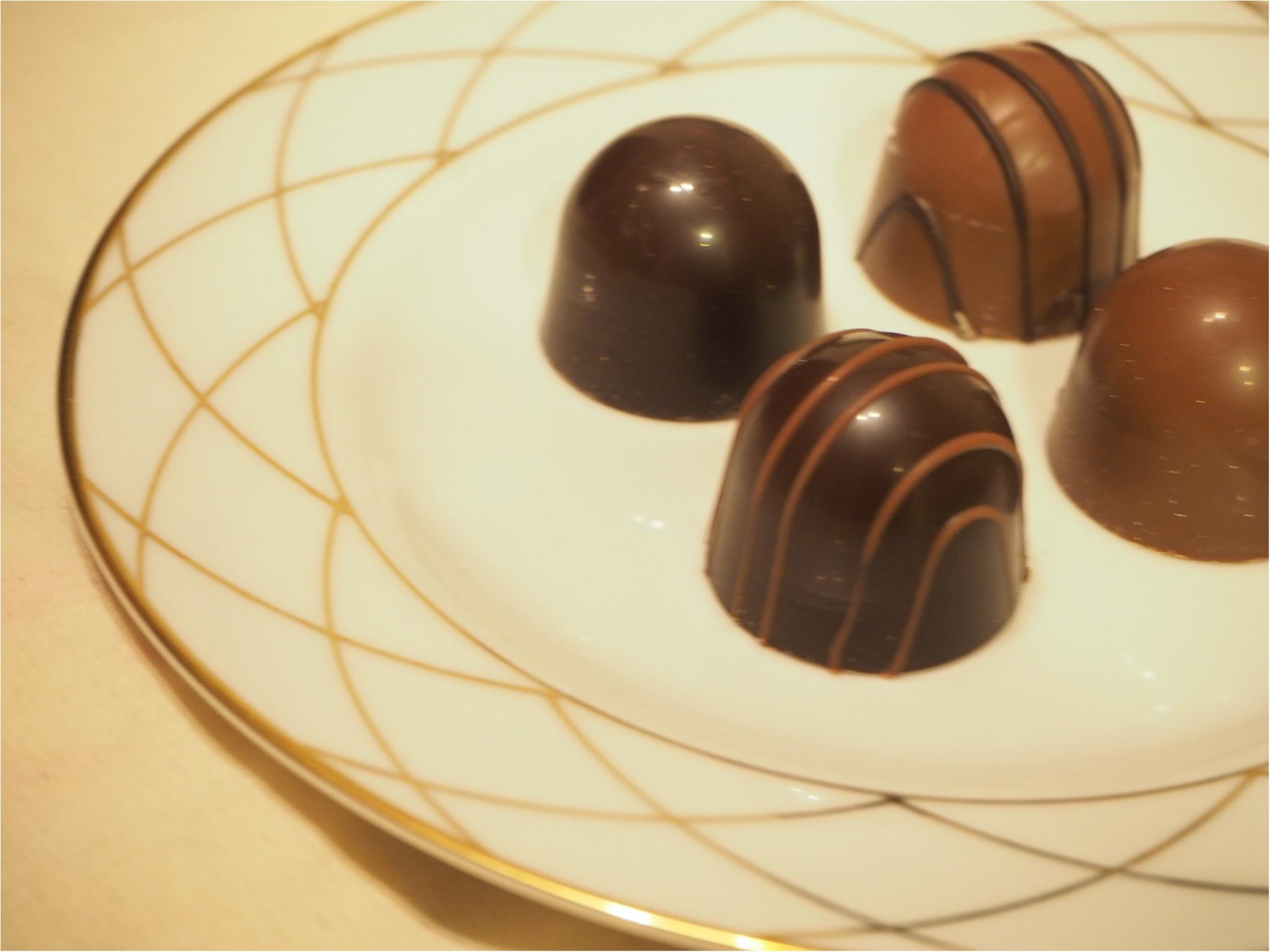 コンビニで見つけた「ホテルオークラ」の本格的ショコラが2個で260円!_4
