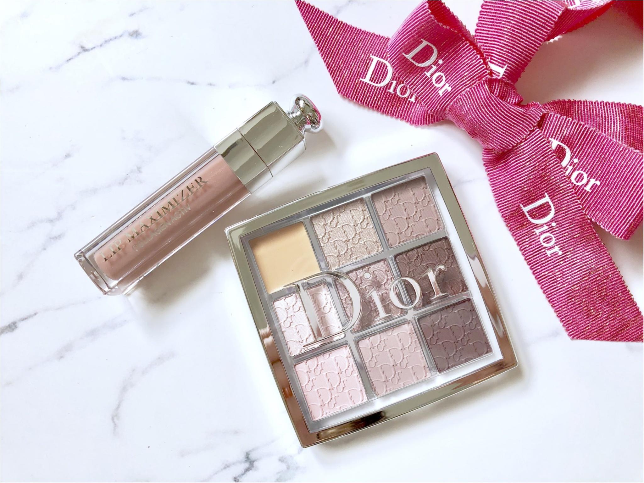 【Dior BACKSTAGE】世界先行発売で《メーガン妃のブライダルメイク》に使用された新作コスメをゲット❤️_1
