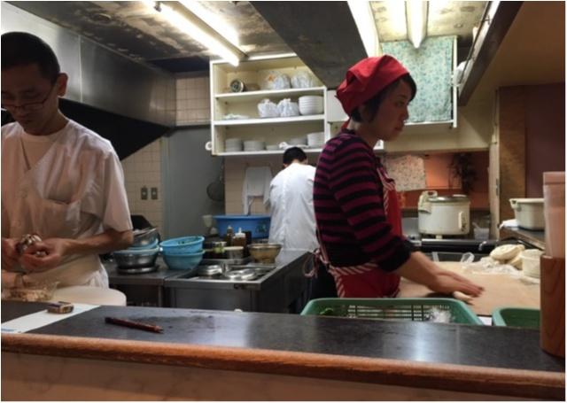 【旅猿に出た】アンジャッシュ渡部さんオススメの餃子。ミシュラン店なのに庶民派&家庭的なお店♡_5