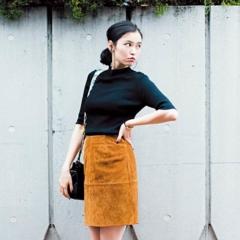 この秋「買うべきトレンド」総まとめ!(2)大人スカートで秋の女っぽいを叶える