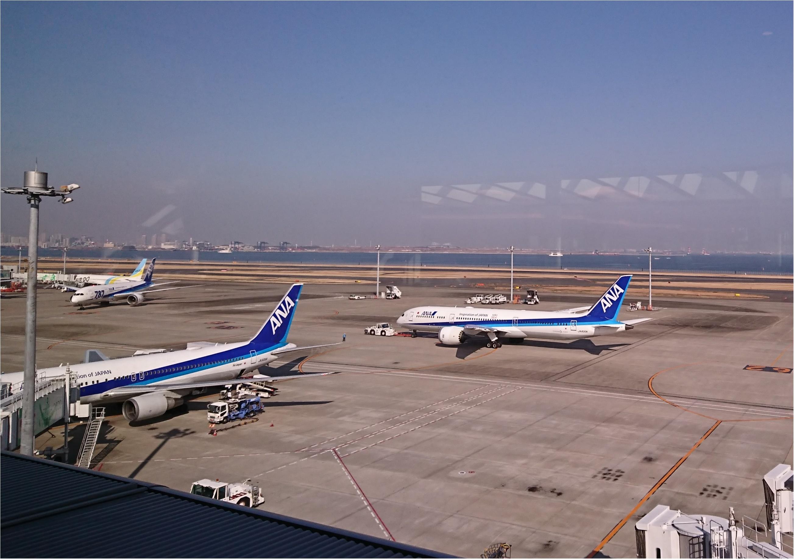 【週末デートに行きたい!】羽田空港がおすすめの理由♡_1