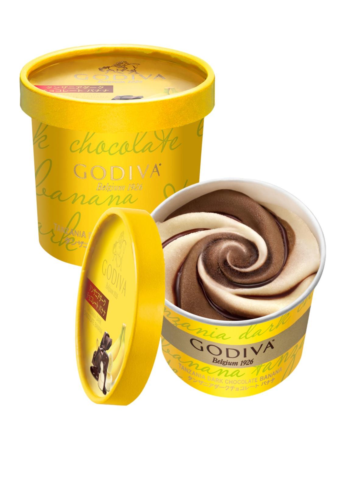 【明日6/27(水)登場】『ゴディバ』の新アイスはチョコバナナ!? _1