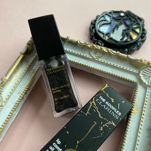 《新発売!クラランス》唇の水分量で色が変わるリップオイル♡【デパコス】_1
