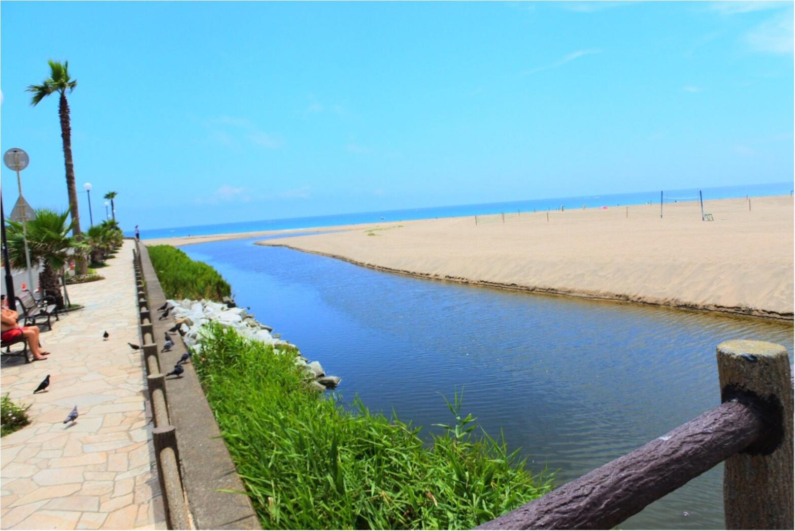 暑い陽射しの海も○○○があれば快適✨あの童謡で有名な【*御宿海岸*】で夏を満喫してきました♪_1
