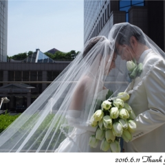 ≪さち婚≫2016.6.11 最高に幸せな花嫁は私のこと♪想いが全て叶ったパーフェクトウエディング!!!