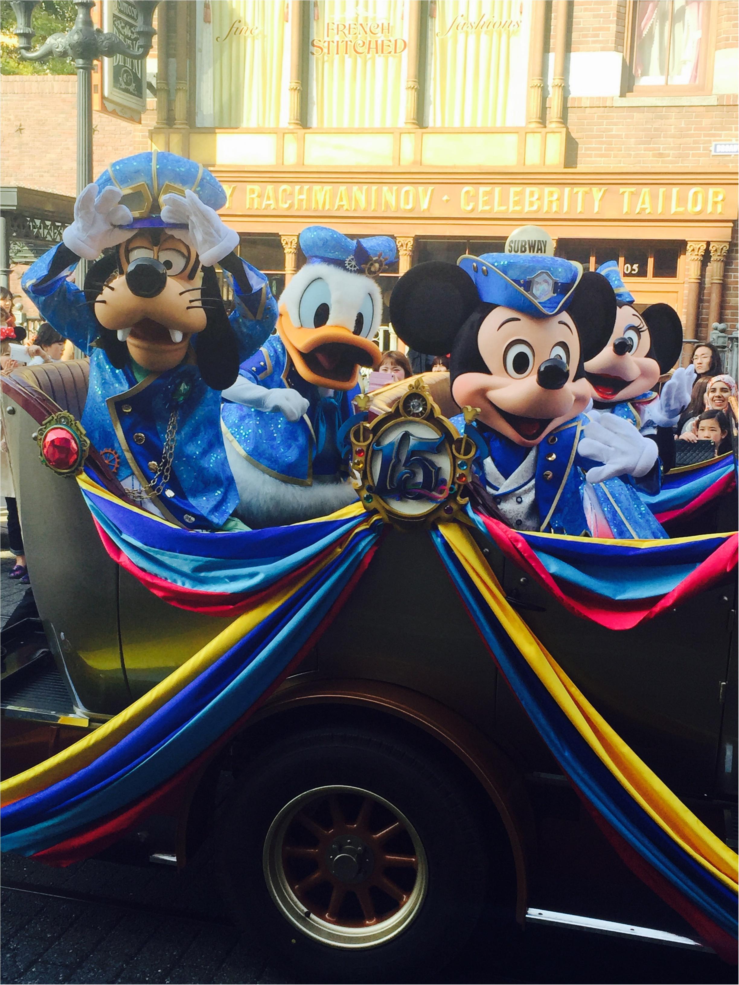 東京ディズニーシー15周年イベントにいってきました♪【ショー編】_4