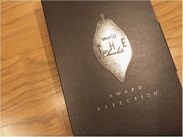 大人気《meiji THE chocolate》のプレミアムパッケージが登場!その豪華すぎる中身をご紹介!!_1