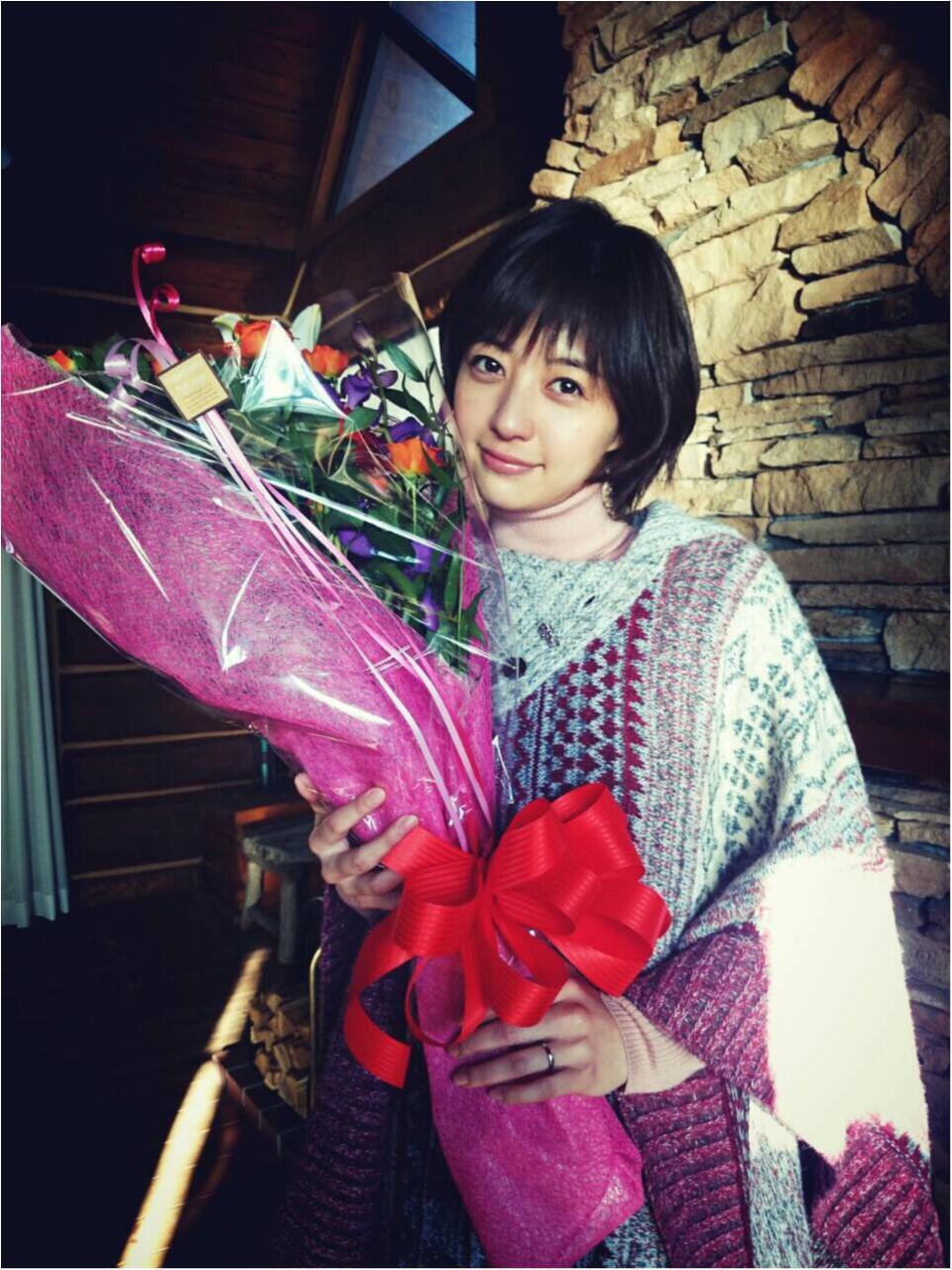 【オフショット】逢沢りなちゃんの主演ドラマ「新・牡丹と薔薇」、いよいよ最終回!!_1