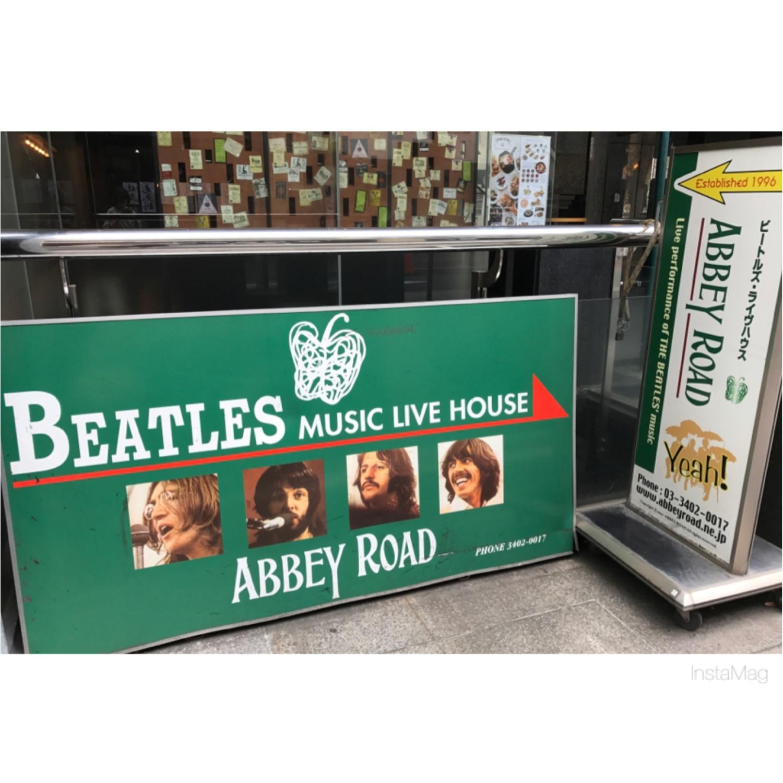 ビートルズ好き必見!ビートルズの曲を堪能できるライブハウス【Abbey Road】(六本木)_1