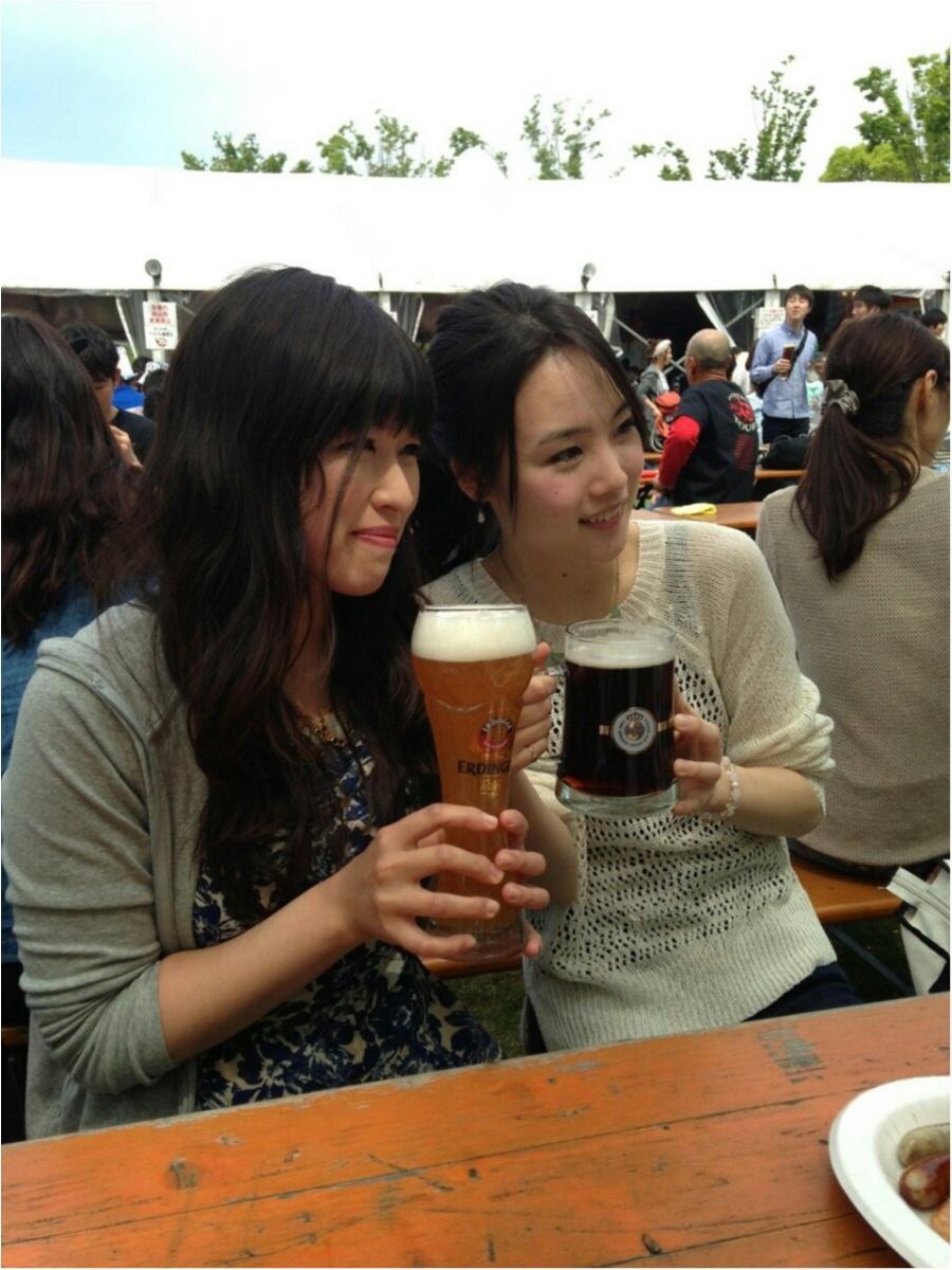 ビール大好きな茜です♪_3