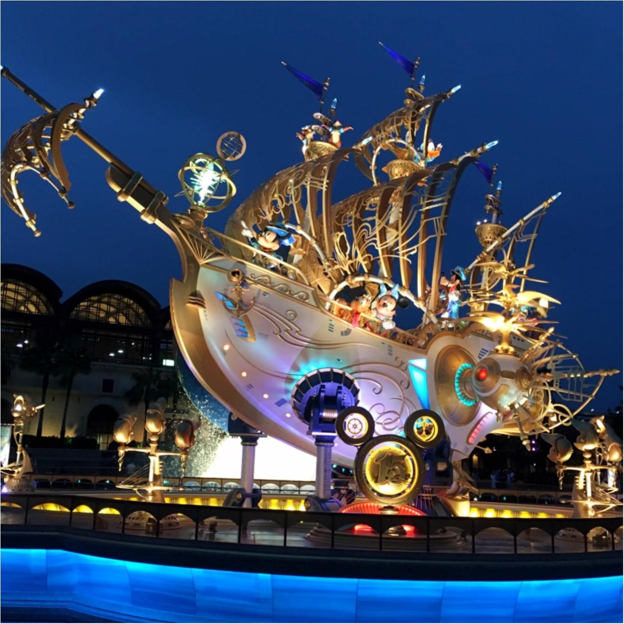 冒険の海へ出かけよう♡ 《ディズニーシー15周年》 限定フードやお土産もCHECK♡_13