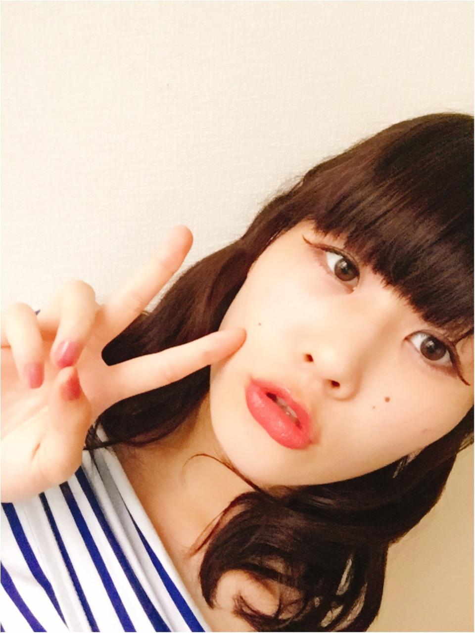 NMB48の女子力おばけ♡吉田朱里さん風ヘアアレンジ_6