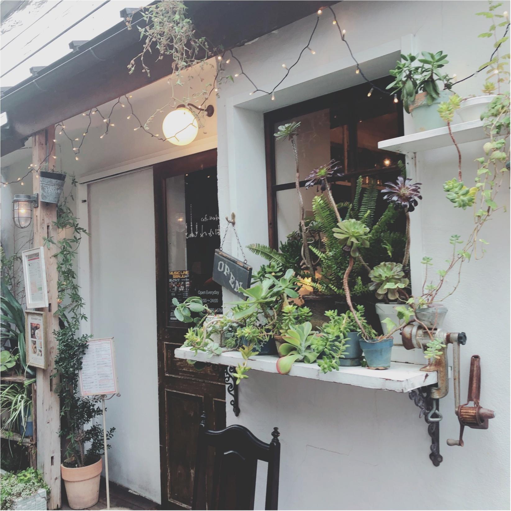 【古民家cafe★】とても古民家だったなんて思わせないお洒落〜っなカフェへ行ってきました♡♡今なら可愛いChristmas限定スイーツも・・♥︎_2