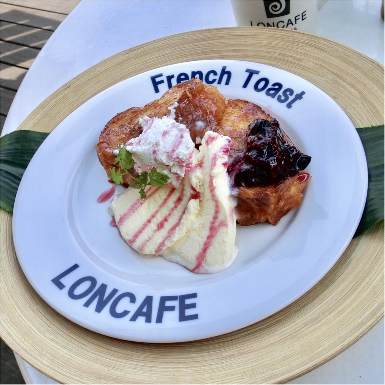 【LON CAFE②】フレンチトースト専門店〜江ノ島デート〜_4